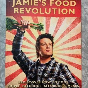 Other - Jamie Oliver's Food Revolution cookbook